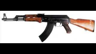 AK-47: Sound effect-SHOOTING