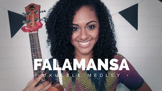 Xote dos Milagres/Rindo à Toa - Falamansa (ukulele cover)   @elisalecrin