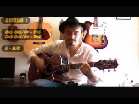 Comment jouer About a girl de Nirvana à la guitare