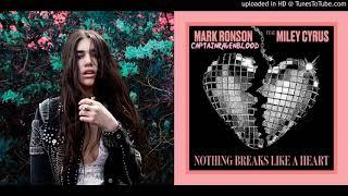 Miley Cyrus vs. Dua Lipa - Nothing Breaks Like New Hearts