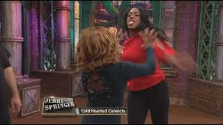 Greatest Fight Night Of All Time (The Jerry Springer Show)