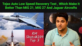 This Feature Makes Tejas Better Than MiG 27 And Jaguar, Dhanush Night Trial