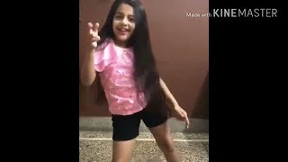 Daru badnaam karti song dance little girl || By Apna Channel