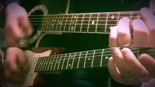 nicolette larson Lotta Love guitar cover