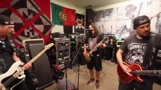 MACHINE HEAD - Robb Flynn's Birthday Bash Rehearsals