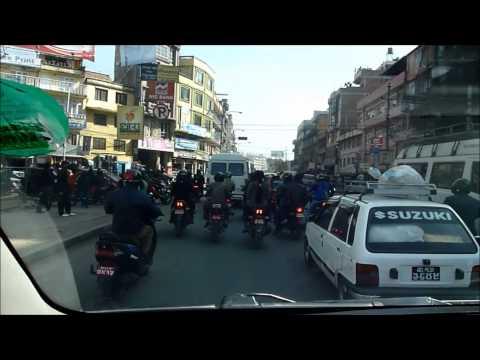 Nepali traffic