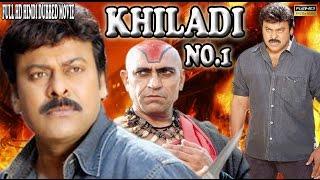 Jeeva Hindi Dubbed Full Movie    Chiranjeevi, Ramya Krishna, Sakshi Sivanand    Full Movies width=