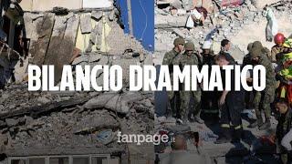 Terremoto Albania, si aggrava il drammatico bilancio: 18 morti e almeno 600 feriti