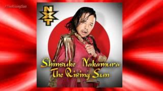 "WWE NXT : ""The Rising Sun"" Shinsuke Nakamura Theme +(Arena Effects) (HQ)"