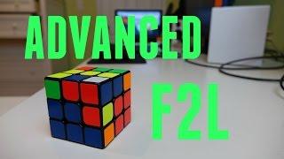 Advanced F2L Tricks! [CFOP]