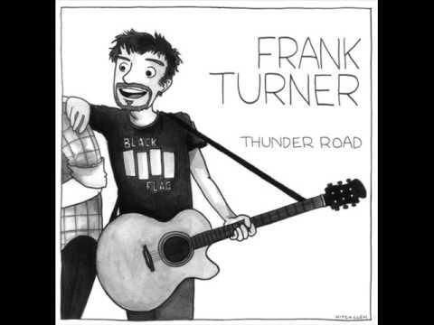Thunder Road Frank Turner Chords Chordify