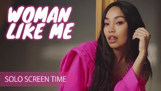 LITTLE MIX - WOMAN LIKE ME | Solo Screen Time Ranking
