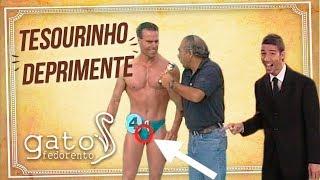 Gato Fedorento - Tesourinho deprimente - Onda de Verão com Luís Pereira de Sousa
