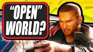 Is Cyberpunk 2077 Open World?