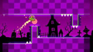 GEOMETRY DASH WORLD - 'Space Pirates' 100% Complete.