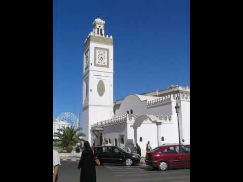 mosque… Alger, Algeria (North Africa)