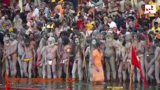 Naga Sadhus - The Worshipers of Lord Shiva