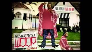 Figg Newton ft. Big WY - We Started Tha Woop (Prod. DJ Official)