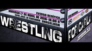 Highlights de Lucha Libre por Carla del 17 de abril de 2016