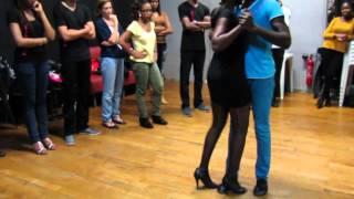 [Neuza - Mistakes] Dennis beijinho & Kat (Kiz'Saùdade) Kizomba Demo