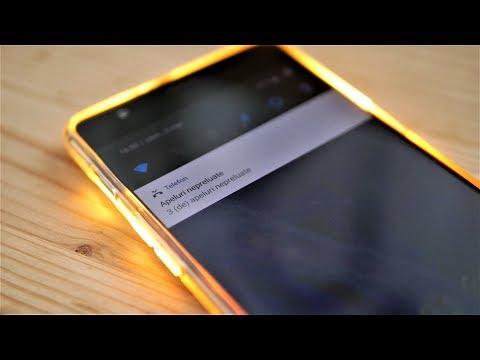 Aprindere FLASH la apeluri și SMS-uri