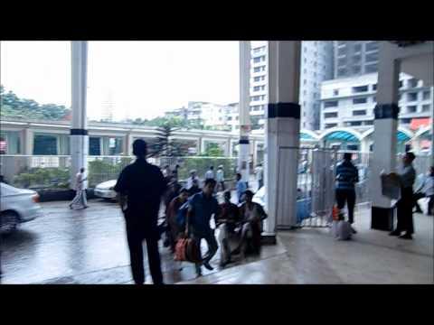 Kamalapur Railway Station Dhaka Bangladesh 2011 By Elahi's News Eye