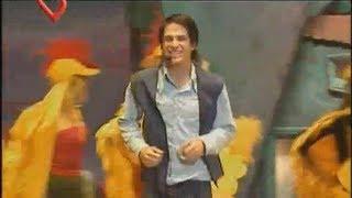 """Floricienta, Canción """"Kikiriki"""" en vivo"""