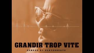 Lefa - Grandir trop vite ( ReProd By Slayer beatz ) [ instrumental  ]