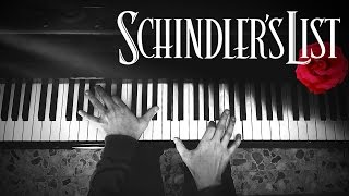"""""""Theme from Schindler's List"""" - #WeRemember (Piano Cover, Movie Soundtrack)"""