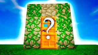 🔥 20 PUERTAS SECRETAS Y MECANISMOS EN 2 MINUTOS | MINECRAFT 1.12
