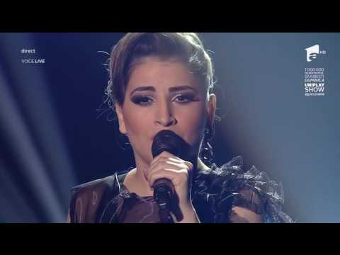 "Adele - ""Hello"". Loredana Anghelache, a doua gală live X Factor!"