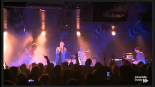 Keane - Bohemian Rhapsody (Queen Cover) - Absolute Radio - Under The Bridge 14.11.2013