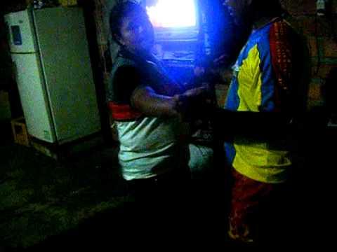 Dancing in the Costa Ecuador