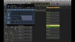 David Guetta - Just One Last Time ft. Taped Rai (Drop Remake) Logic pro X