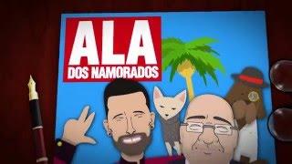 """Ala dos Namorados """"Animais de Estimação"""" - Lyric video"""