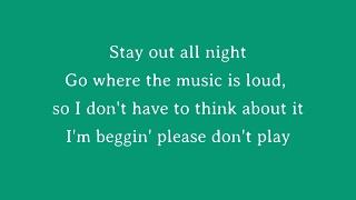Little Mix - No More Sad Songs (Lyrics)