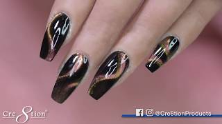 Magnet Play with Cre8tion Cat Eye