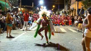 PASSISTAS MIRINS DA VERMELHO E BRANCO DERAM SHOW NO CARNAVAL 2012 EM MADALENA