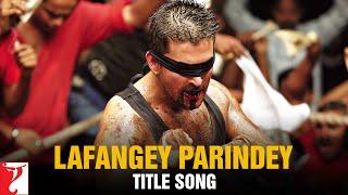 Lafangey Parindey Title Song | Neil Nitin Mukesh | Deepika Padukone | Ronit Sarkar
