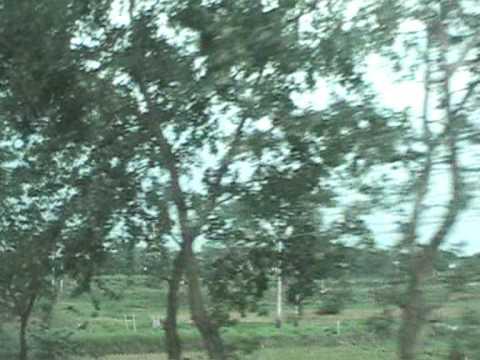 Bangladesh Bus Travelling