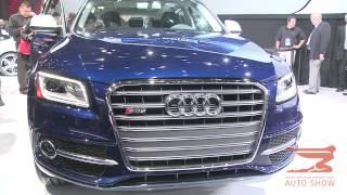 Audi RS 7 Sportback & Audi SQ5: World Debut