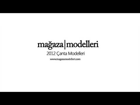 2012 Çanta Modelleri