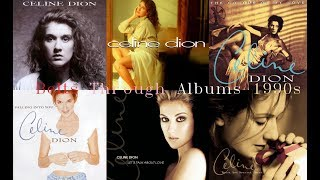 Céline Dion Studio Belting Range Through Albums (English;1990s)