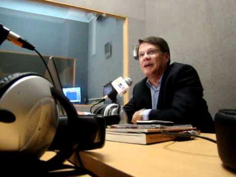 Día 20: Entrevista que me hizo Xavier Lasso en Ecuador