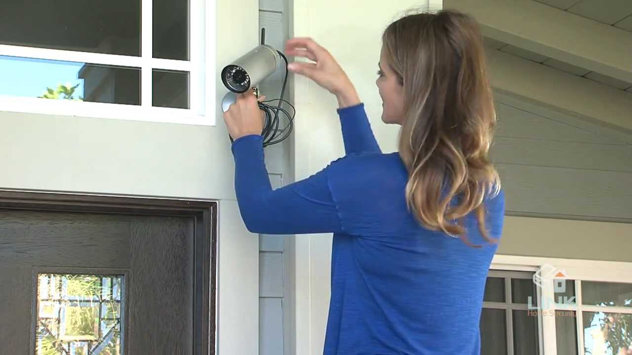 Home Security Installation Service Watkinsville GA