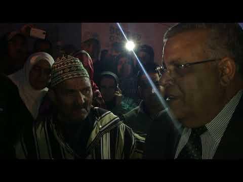 Video : Une délégation officielle conduite par le Wali de la région de Marrakech-Safi au chevet des blessés