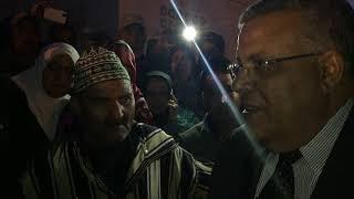 Une délégation officielle conduite par le Wali de la région de Marrakech-Safi au chevet des blessés