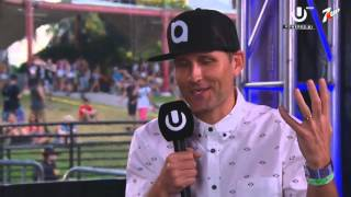 Backstage #6 - Interview Kaskade (after Dash Berlin set) | Ultra Miami 2016 - Day 1 | 720p 60fps