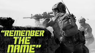 """Special Forces Tribute 