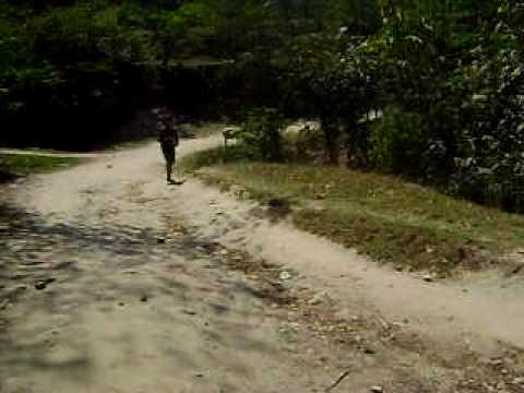 Nepal Nagarkot 2 Biking off road